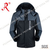 Waterproof Skiing and Hiking Jacket (QF-675)