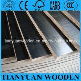 15 mm Hardwood Veneer Formwork Plywood for Construction