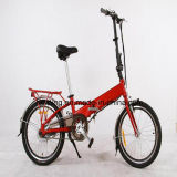 "20"" Tire 250W Folding Electric Bike"
