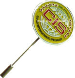3D Metal Pin Badge (E-EB001)