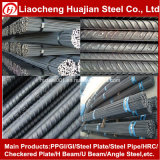 Hot Sale Steel Rebar Deformed Steel Bar in Stocks