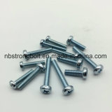 pH Cross Recessed Raised Cheese Head Screw with DIN7985