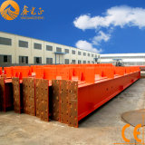 CE Certificated Prefabricated Steel Building (SSW-371)