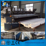Automatic Rewinding Toilet Tissue Paper Embossed Gluing Kitchen Towel Making Machine