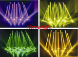 4PCS X280W Moving Head Beam Light 3in1 (dyeing+pattern+light lamp) 10r Moving Head Beam Light for Stage