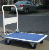 Lightweight Hand Cart Foldable Platform Hand Truck Luggage Hand Trolley