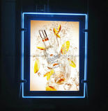 Double Side Crystal LED Advertising Magnetic Light Box (CDH03-A4P-12)