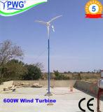 600W Wind Turbine Generator, 48V Horizontal Wind Turbines, Micro Windmill Max Output 750W