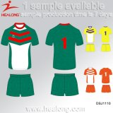 Healong Latest Full Sublimation College Rugby Uniforms