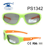 Sport Boy Cool Colorful Children Kid Plastic Sunglasses (PS1342)
