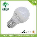 3W PP Body E27 B22 LED Plastic Bulb