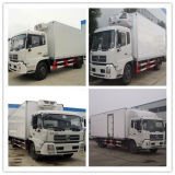 Dongfeng Tianjin 4*2 180HP Refrigerated Truck