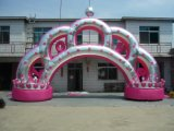 Popular Inflatable Arch The Wedding Arch