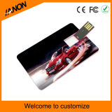 Classical Model Plastic Card USB Flash Drive with Printing