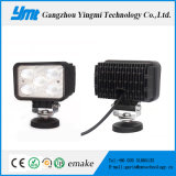 Long Lifespan Square 15W LED Work Light for SUV