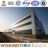 Large Span Steel Structure for Warehouse with Free Design