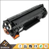 No Waste Powder Black Universal Compatible Toner Cartridge CB435A/35A