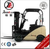 Hot Sell 1.5 Ton Four Wheels Electric Forklift Truck
