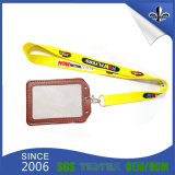 Custom Promotional Printing Polyester Lanyard with Work Card Holder