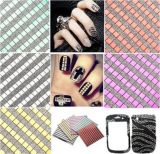 Fashionable 3D Square Mosaic Decal Nail Art Stickers Nail Sticker