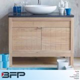 European Style Single Overmount Basin with Bathroom Vanity for Project