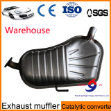 Chinese Factory Car Exhaust Muffler with Best Quality