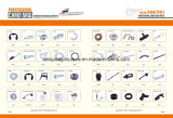 CS 380/381 Chain Saw Spare Parts