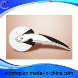 Unique Shape Stainless Steel Pizza Cutting Knife by China Supplier