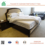 Free CAD and 3D Design Wood Double Bed