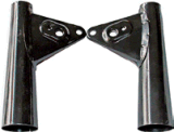 Motorcycle Spare Parts Motorcycle Bracket of Headlight for Jh70