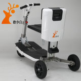 Latest Arrival Supplier Five Color Safe Three Wheel Electric Scooter