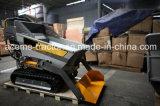 All Terrain Crawel Mini Dumper Mini Electric Transporter