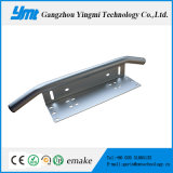 Steel Driving License Number Mounting Bracket for Jeep
