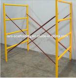 2′x5′ Ladder Frame-Fast Lock Scaffolding Narrow Frame Scaffolding H Frame Scaffolding