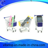 Newest Mobile Phone Stand Holder Mini Shopping Cart (MSC-03)