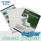 Water Transfer Paper for Ceramic Glass Plastic Candle Mug Cup