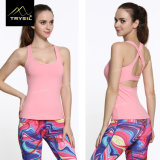 Women′s Yoga Wear Body Shape Sport Vest for Sports