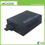 2 Sc Port 4 Ethernet Fiber Optic Converter
