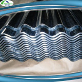 SPCC Galvanized Corrugated Metal Roofing Materials