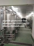 Sanitary Stainless Steel Soy Milk Production Machine Dairy Plant