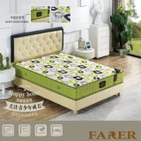 Breathable Bonnell Spring Foam Mattress with Coconut Palm Mattress