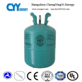 99.8% Purity Mixed Refrigerant Gas of Refrigerant R507 (R134A, R410A)