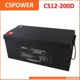 12V200ah Deep Cycle Solar Power VRLA UPS Battery Solar CS12-200d
