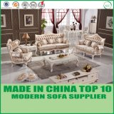 Living Room Fabric or Leather Button Tufted Sofa Set Y1512