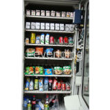 2016 Combo Snack Vending Machine LV-205f-a for Energy Drink