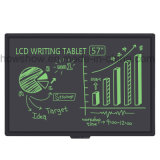2017 Green Chalkboard Howshow 57inch LCD Writing Board with Promotional