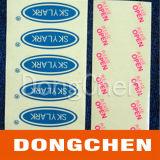 Custom Waterproof Small Stickers Printed Clear 3m Epoxy Sticker