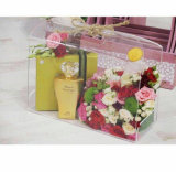 Custom High Quality Acrylic Gift Box for Flowers
