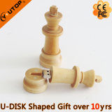Wooden Chinese Chess USB Flash Drive for Chess Gifts (YT-8128)