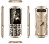 2.4 Inch Full Metal, IP56 Water Proof, Dust Proof GSM Feature Phone